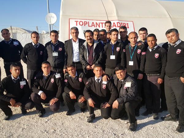 Suruç AFAD Çadır Kent Mülteci Konaklama Tesisleri Müdürlüğü